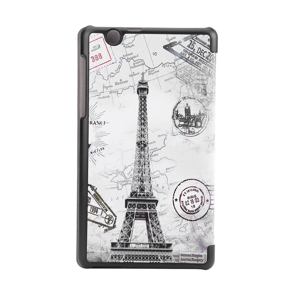 For-Huawei-MediaPad-M3-T3-7-034-8-034-10-034-Tablet-Smart-PU-Leather-Case-Stand-Cover-ZZ miniature 39