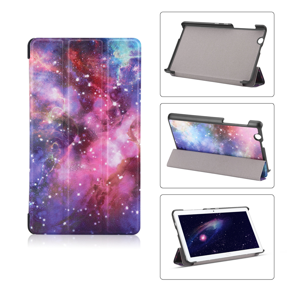For-Huawei-MediaPad-M3-T3-7-034-8-034-10-034-Tablet-Smart-PU-Leather-Case-Stand-Cover-ZZ miniature 65