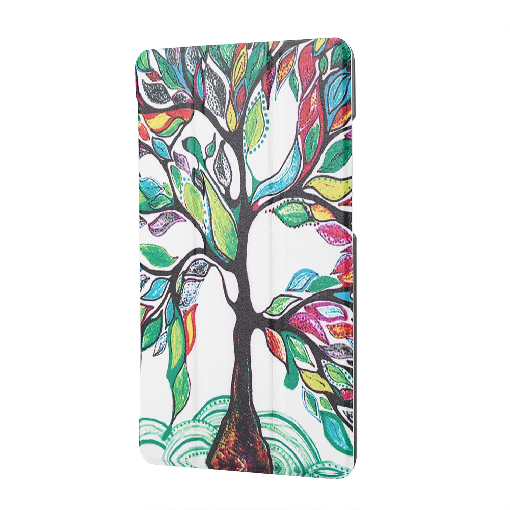 For-Huawei-MediaPad-M3-T3-7-034-8-034-10-034-Tablet-Smart-PU-Leather-Case-Stand-Cover-ZZ miniature 9