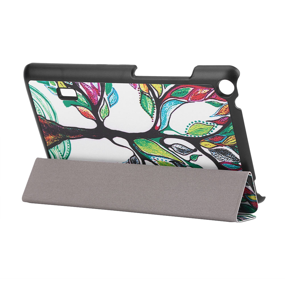 For-Huawei-MediaPad-M3-T3-7-034-8-034-10-034-Tablet-Smart-PU-Leather-Case-Stand-Cover-ZZ miniature 12