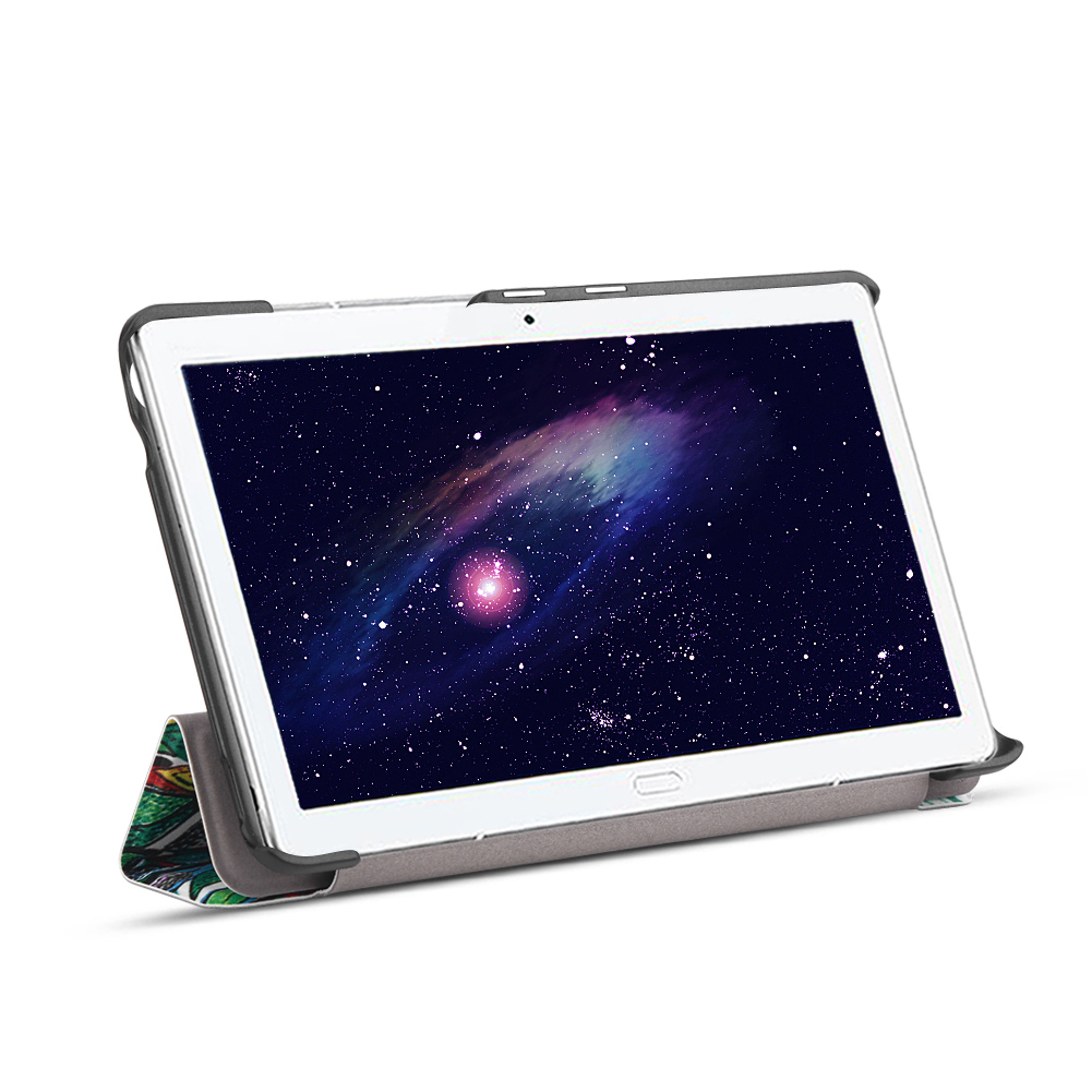 For-Huawei-MediaPad-M3-T3-7-034-8-034-10-034-Tablet-Smart-PU-Leather-Case-Stand-Cover-ZZ miniature 13
