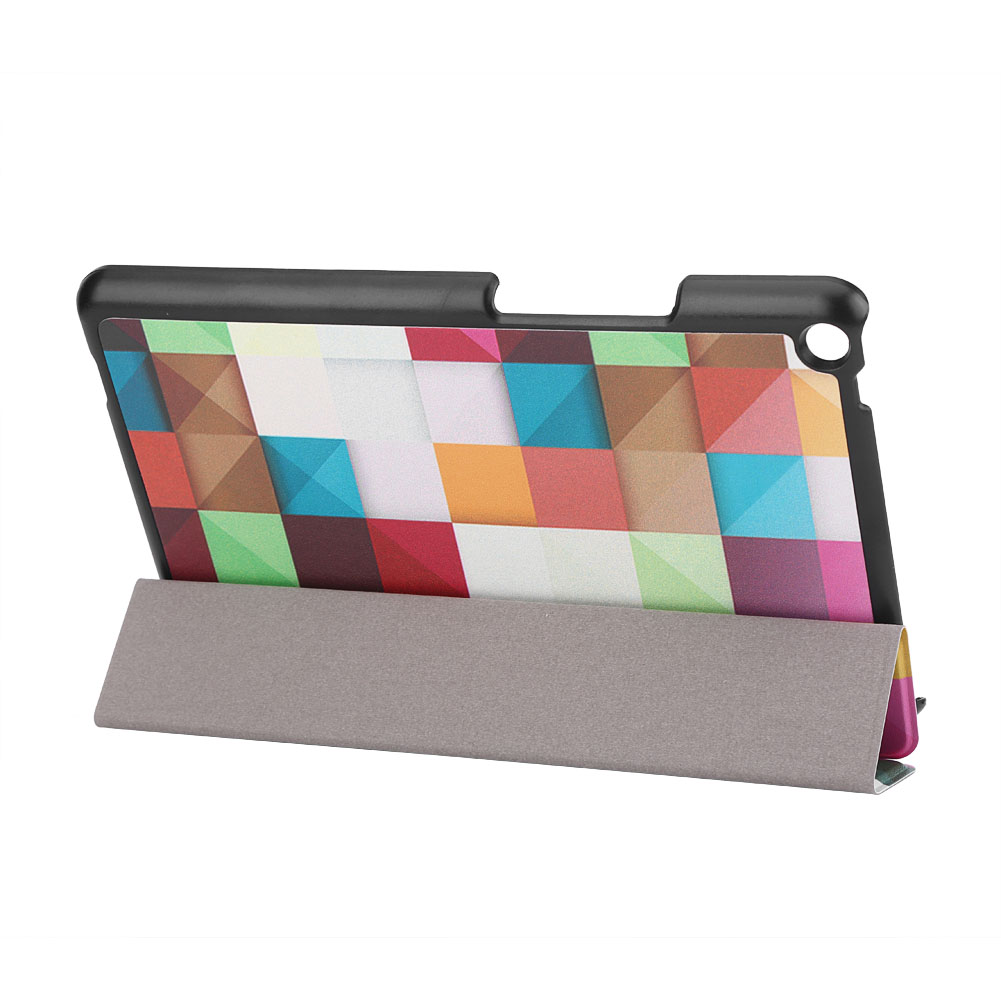 For-Huawei-MediaPad-M3-T3-7-034-8-034-10-034-Tablet-Smart-PU-Leather-Case-Stand-Cover-ZZ miniature 71