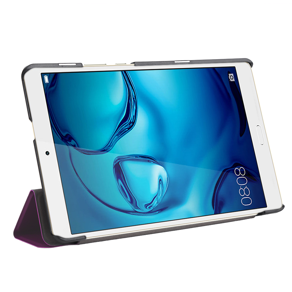 For-Huawei-MediaPad-M3-T3-7-034-8-034-10-034-Tablet-Smart-PU-Leather-Case-Stand-Cover-ZZ miniature 82