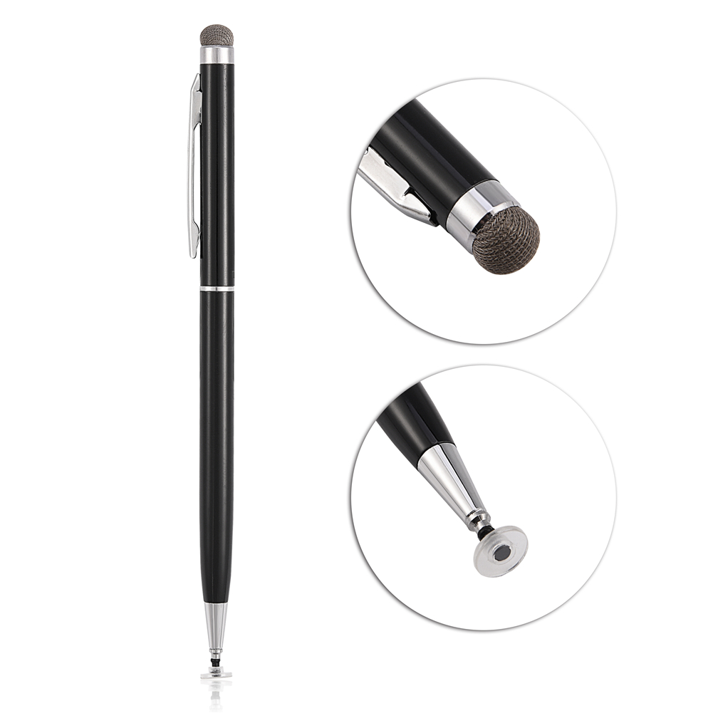 2in1-Precision-Thin-Capacitive-Touch-Screen-Stylus-Pen-For-iPhone-iPad-Tablet-AM thumbnail 16