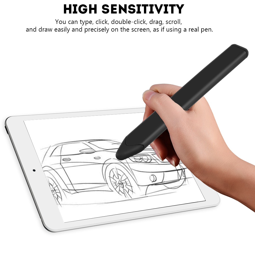 Universal-Capacitive-Touch-Screen-Stylus-Pen-Drawing-Pencil-For-Phone-PC-Tablet thumbnail 11