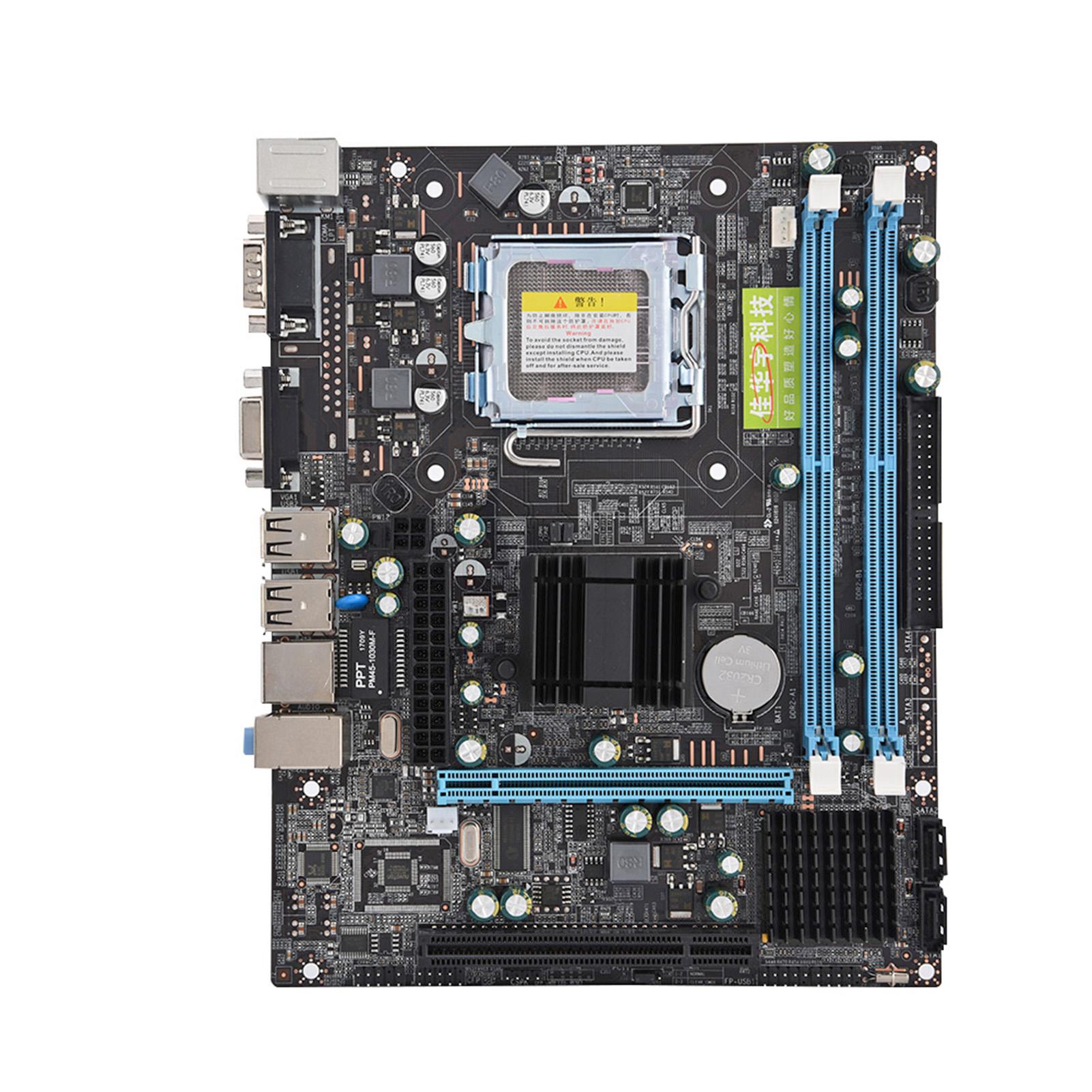 For-Intel-H61-X79-B250-X58-G31-LGA-2011-1155-DDR3-Motherboard-16x-PCIE-Mainboard miniature 17