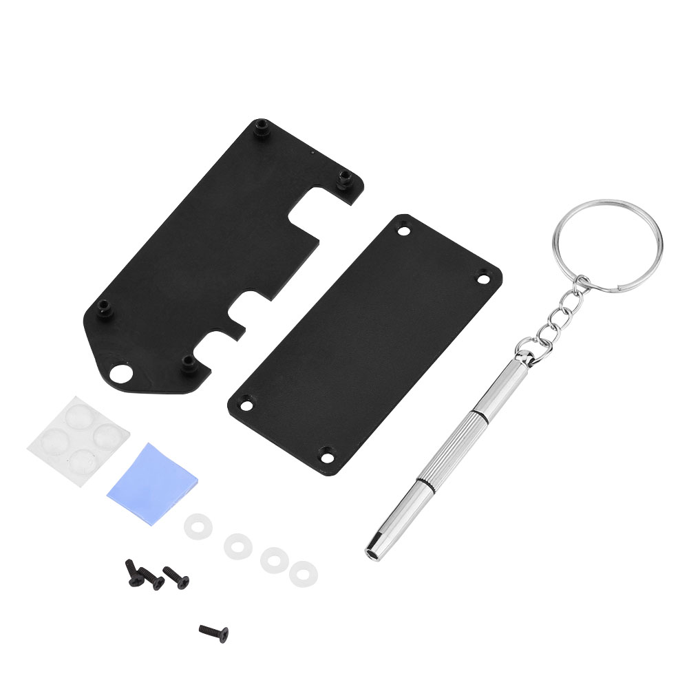 Aluminum-Alloy-Case-Shell-Enclosure-Slim-Computer-Box-For-Raspberry-Pi-Zero-W-AF