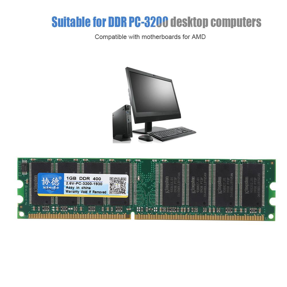 1G-DIMM-Desktop-Memroy-RAM-184Pin-DDR266-333-400Mhz-PC2100-PC2700-PC3200-for-AMD thumbnail 36