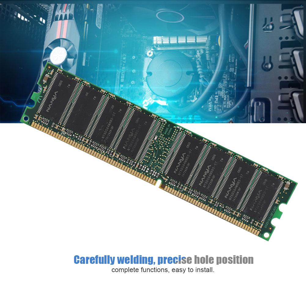 1G-DIMM-Desktop-Memroy-RAM-184Pin-DDR266-333-400Mhz-PC2100-PC2700-PC3200-for-AMD thumbnail 29