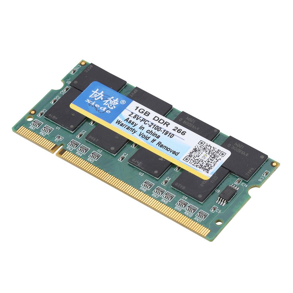 1GB PC2100S PC2700S DDR 226//333Mhz 200pin SODIMM Laptop Notebook Memory RAM 2.5V