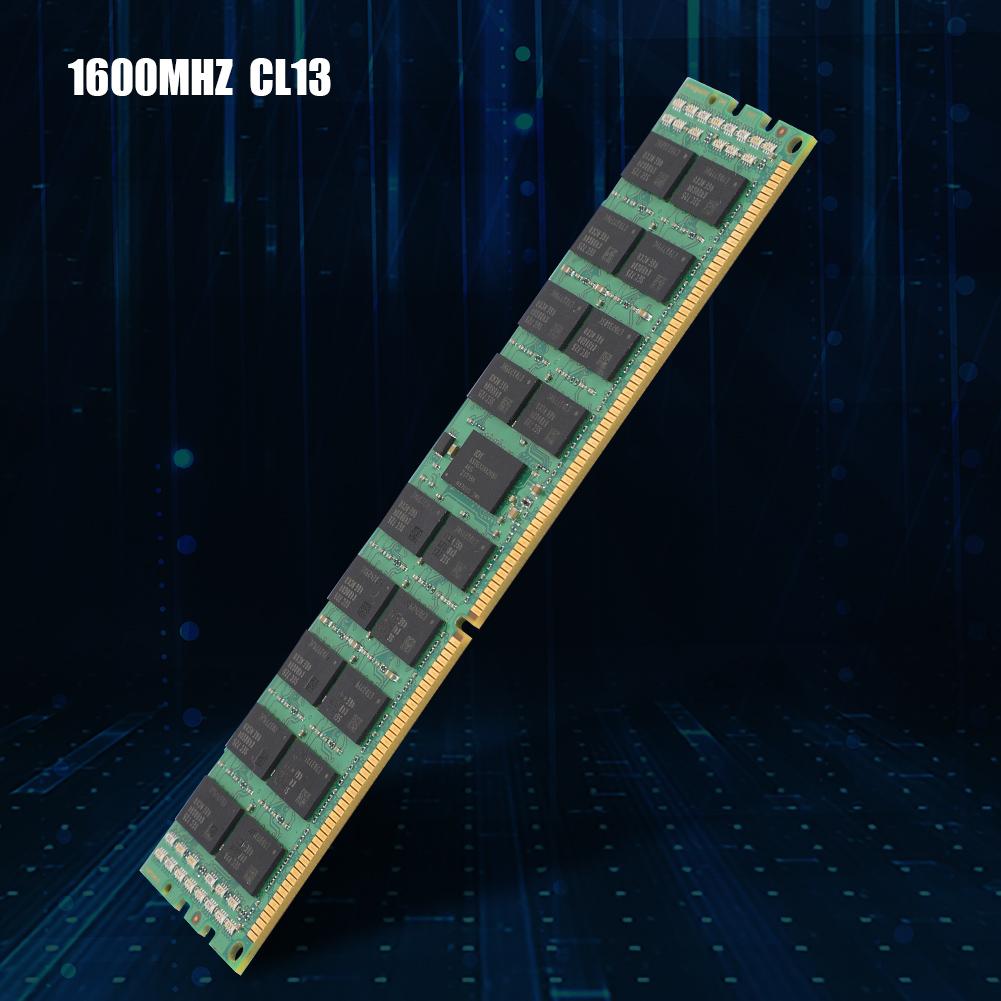 8GB-32GB-PC3-12800R-DDR3-240Pin-1600MHZ-2R-4-4R-4-ECC-REG-Server-Memory-X79-Lot thumbnail 19