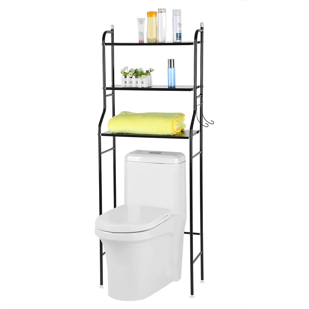 3 estanter a estante de almacenamiento de inodoros para for Estante porta toallas para bano