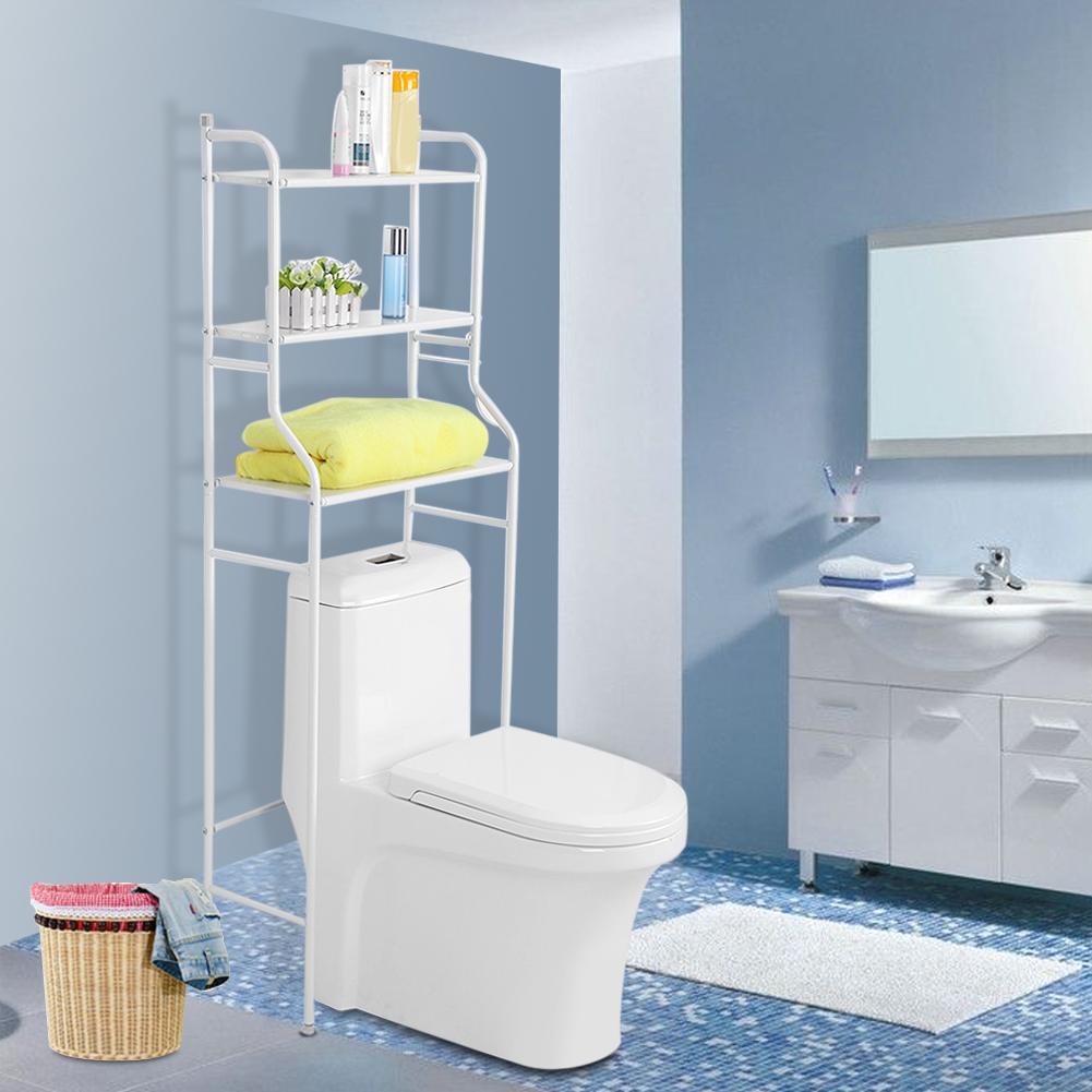3 estanter a estante de almacenamiento de inodoros para for Estanteria bano toallas