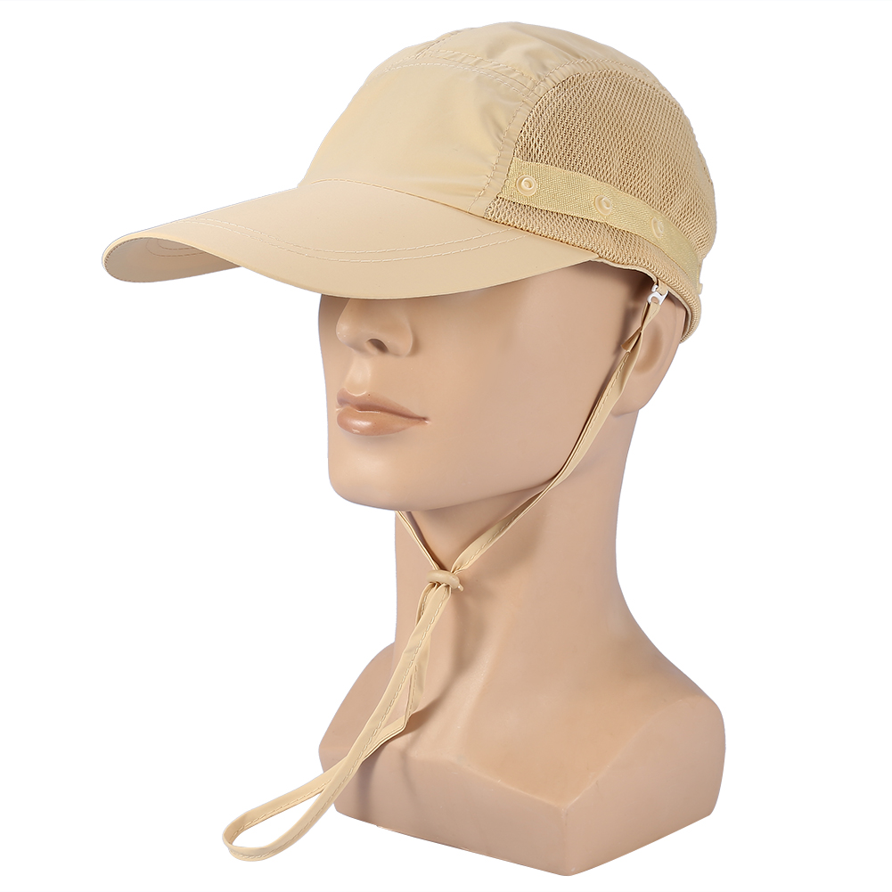Fishing-Hiking-Hat-Outdoor-Sport-UV-Sun-Protection-Neck-Face-Flap-Cap-Wide-Brim