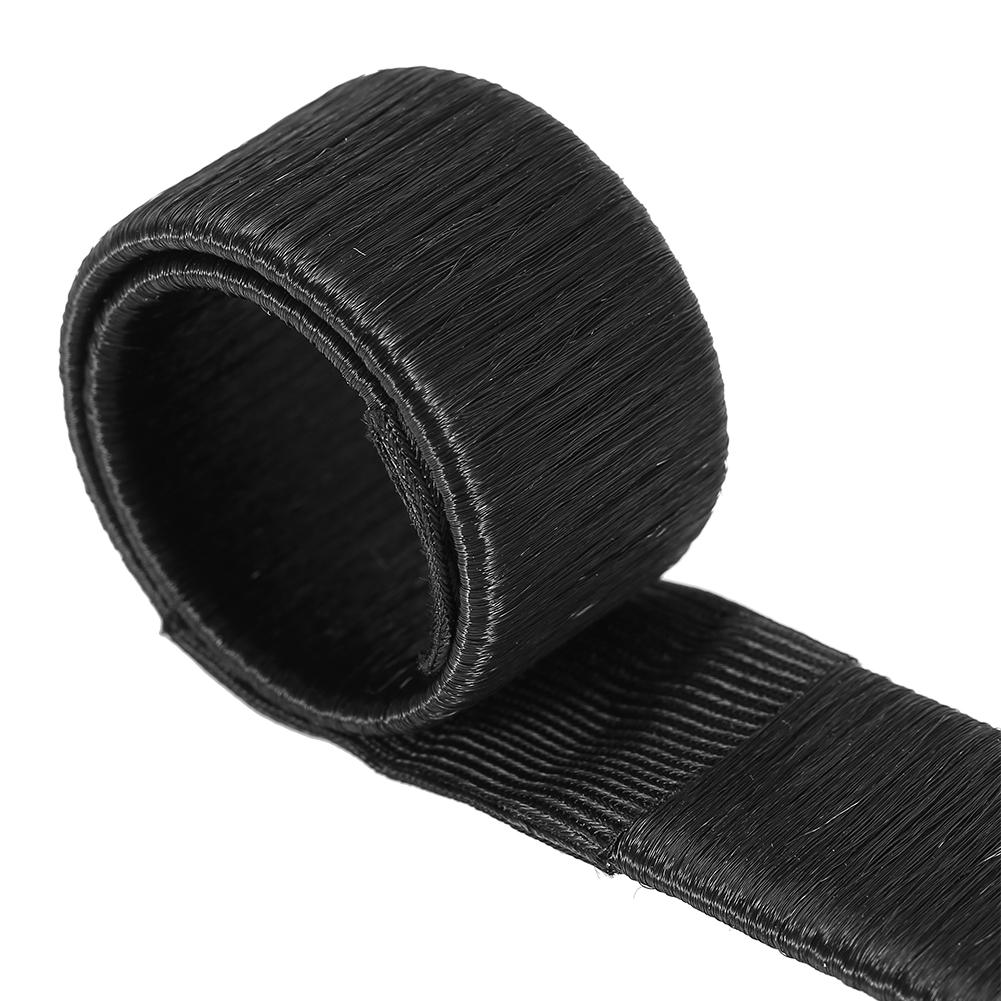 Magic-Clip-Foam-Donut-Hair-Styling-Bun-Curler-Tool-Maker-Ring-Twist-DIY-Hair-A9 thumbnail 8