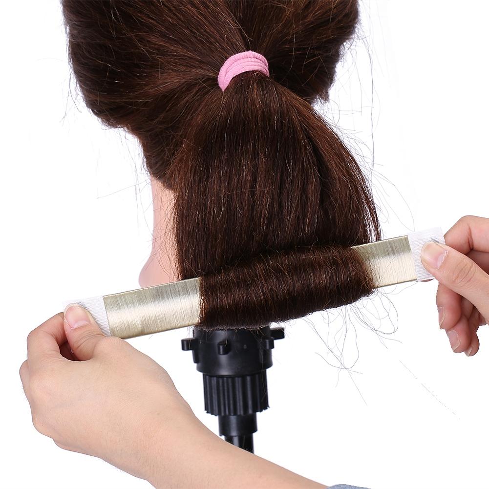 Magic-Clip-Foam-Donut-Hair-Styling-Bun-Curler-Tool-Maker-Ring-Twist-DIY-Hair-A9 thumbnail 15