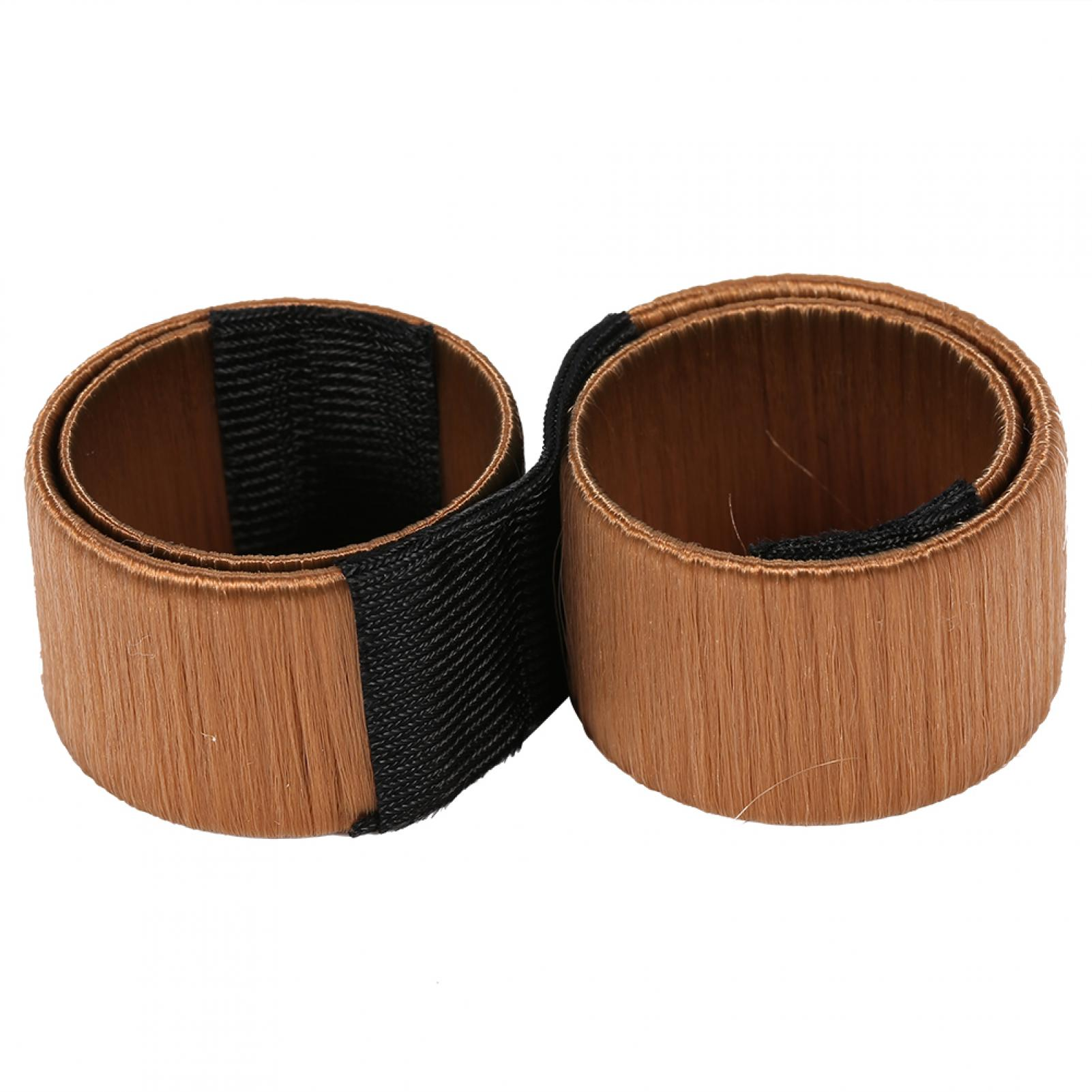 Magic-Clip-Foam-Donut-Hair-Styling-Bun-Curler-Tool-Maker-Ring-Twist-DIY-Hair-A9 thumbnail 20