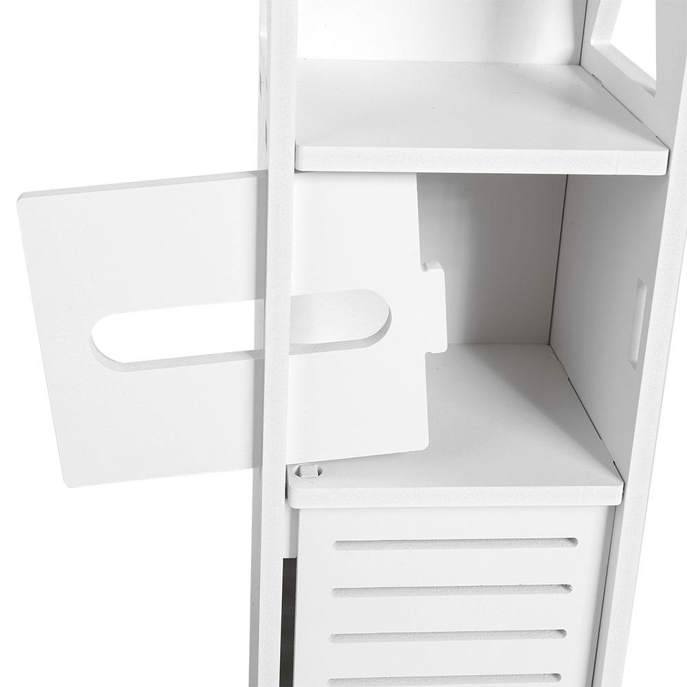 Muebles de ba o madera armario de ba o estante de ba o for Gabinete de almacenamiento de bano de madera