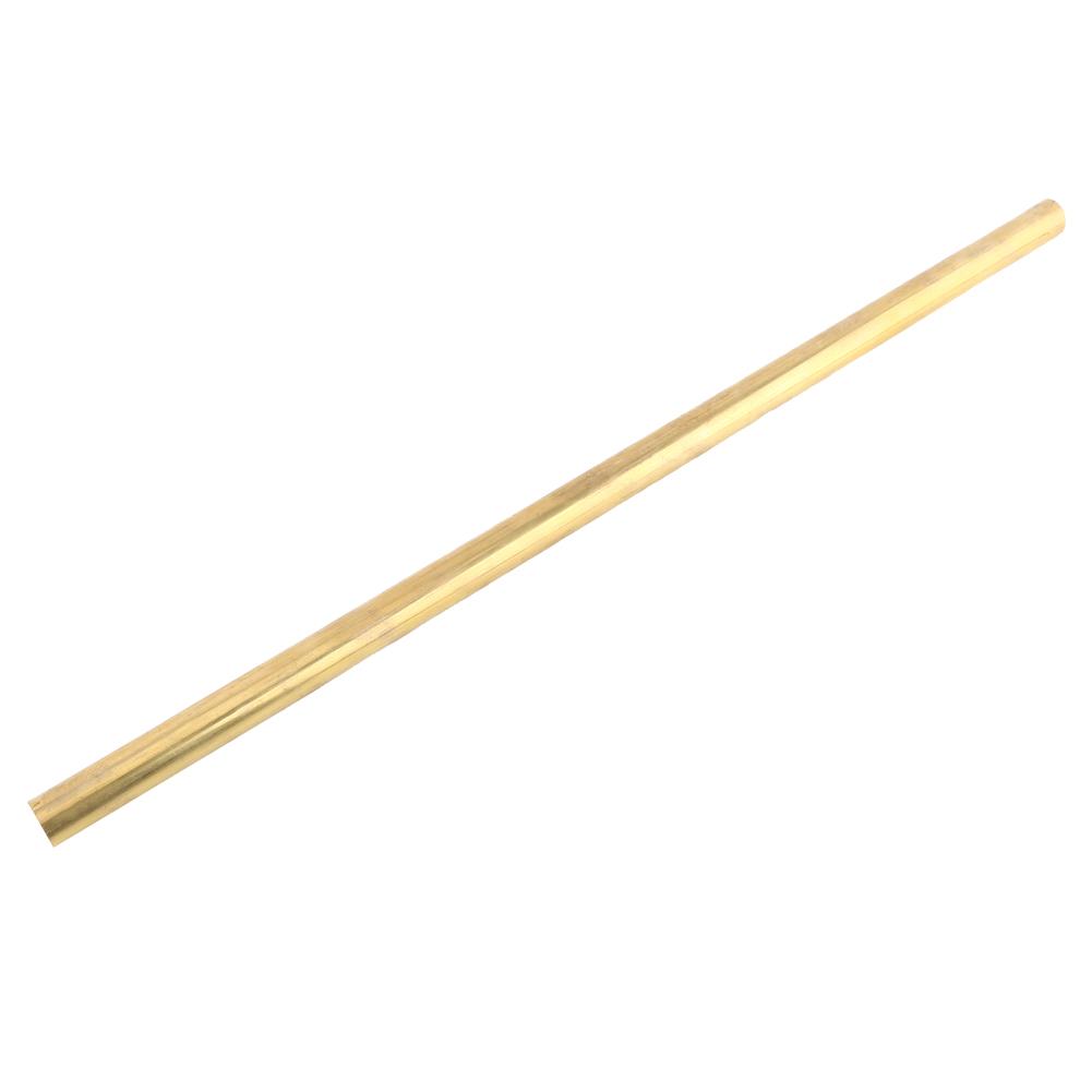 500mm-Tubo-Redondo-de-Laton-6-8-10-12-14-16-18-20mm-Modelismo-Brass-Tube