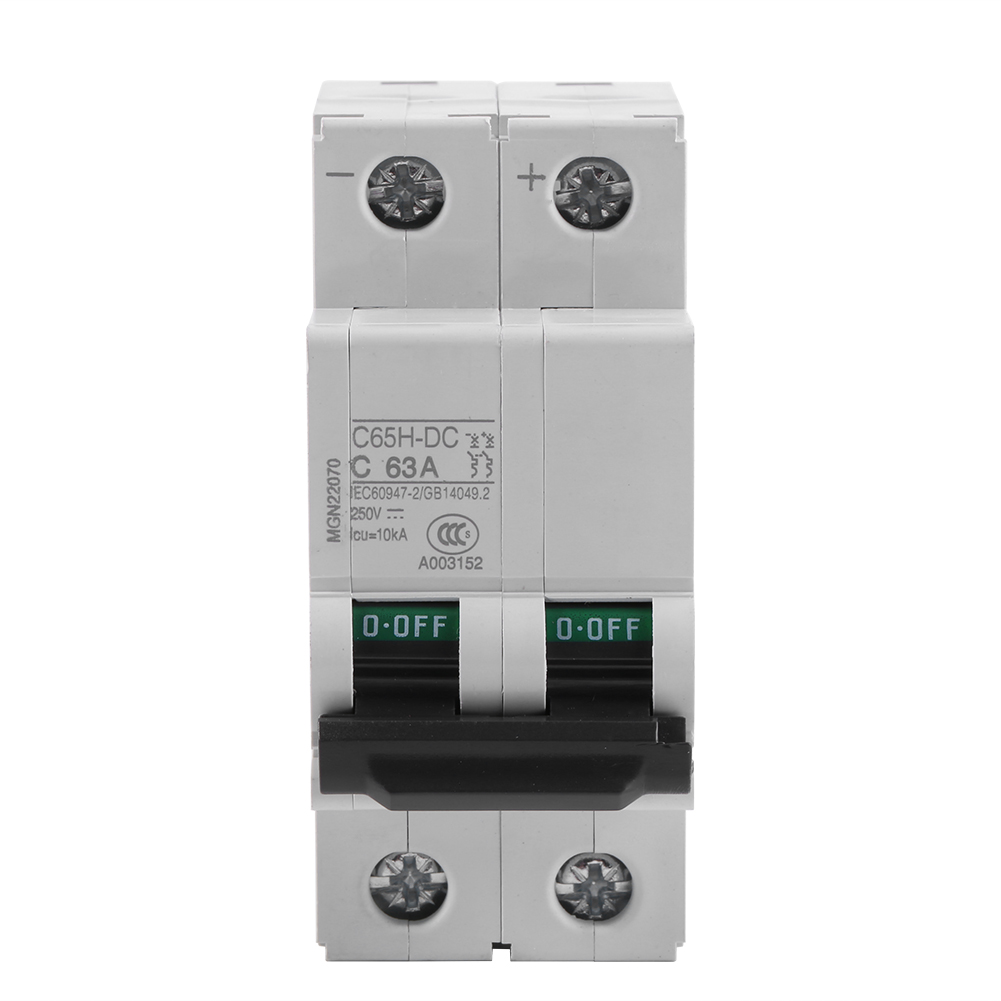 Miniature-Circuit-Breaker-C65H-DC-2P-250V-DC-Solar-Energy-Air-Switch-Amps-32-63A