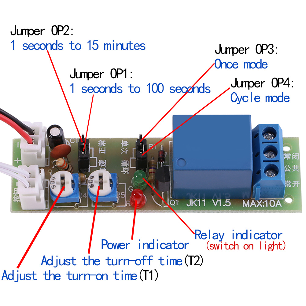Off Delay Timer Relay Module Wiring Diagram Hks Turbo For A On Well Pump Pressure