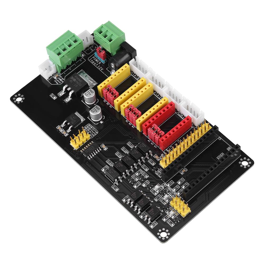 Cnc motore passo passo controller stepper motor controller for Stepper motor control board