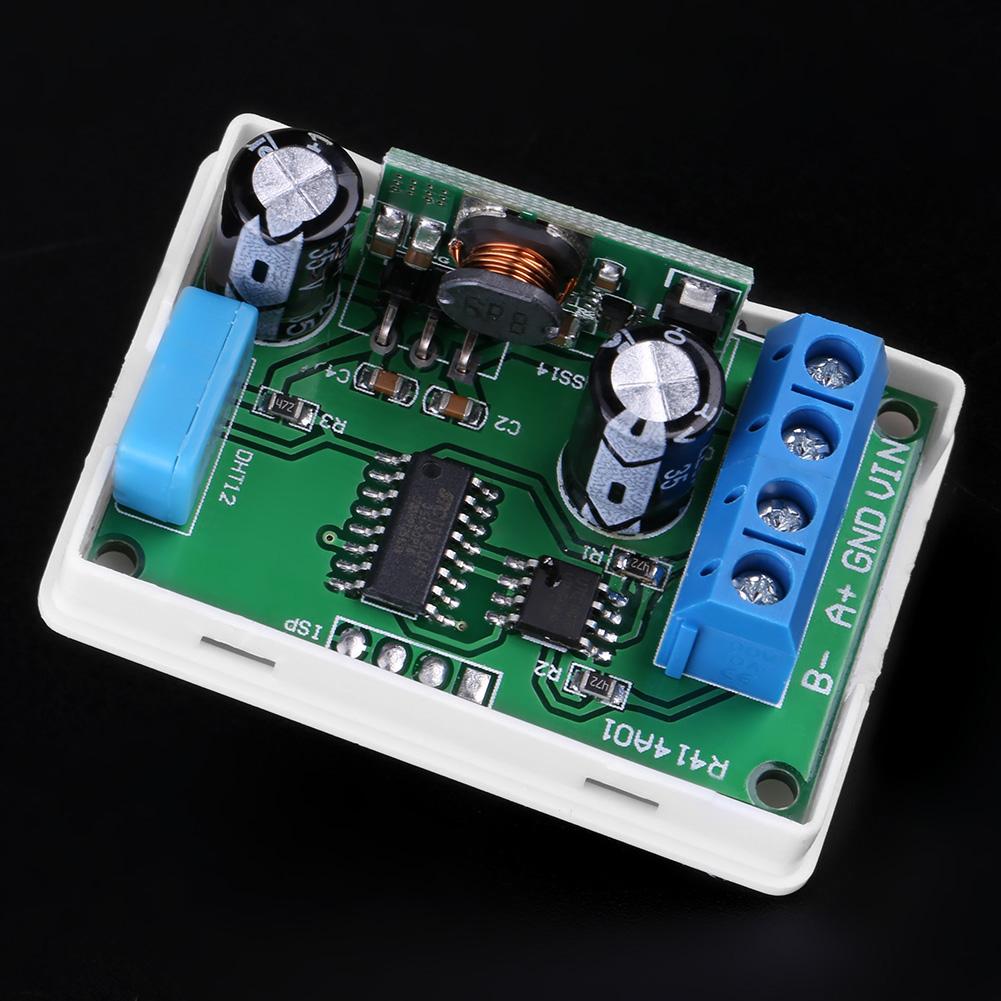 DC5V-23V-RS485-RTU-Sensor-de-humedad-de-temperatura-Adquisicion-Remota-monitor