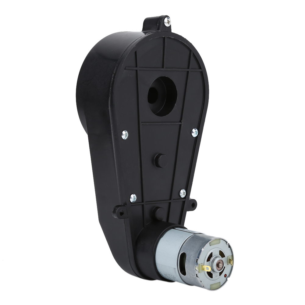 12V-Electric-Motor-Gear-Box-8000-30000RPM-For-Kids-Ride-On-Car-Bike-Toy-Parts thumbnail 30