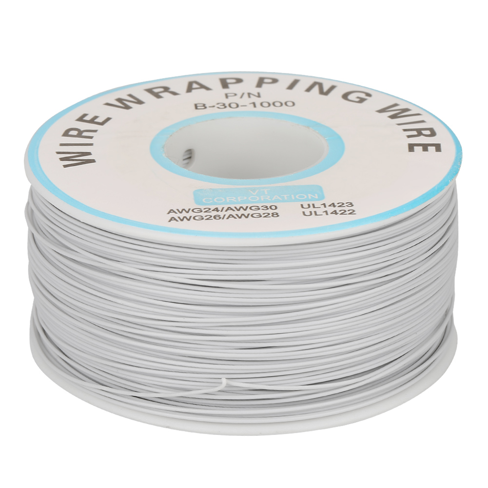 250m 0.25mm Roll Wire-wrapping Single Copper Wire 30awg Electric ...