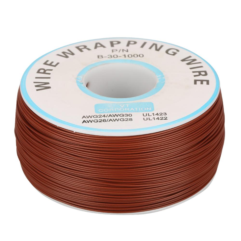 200m Wire Wrapping Single Kupferdraht Drahtkabel Spule Draht ...