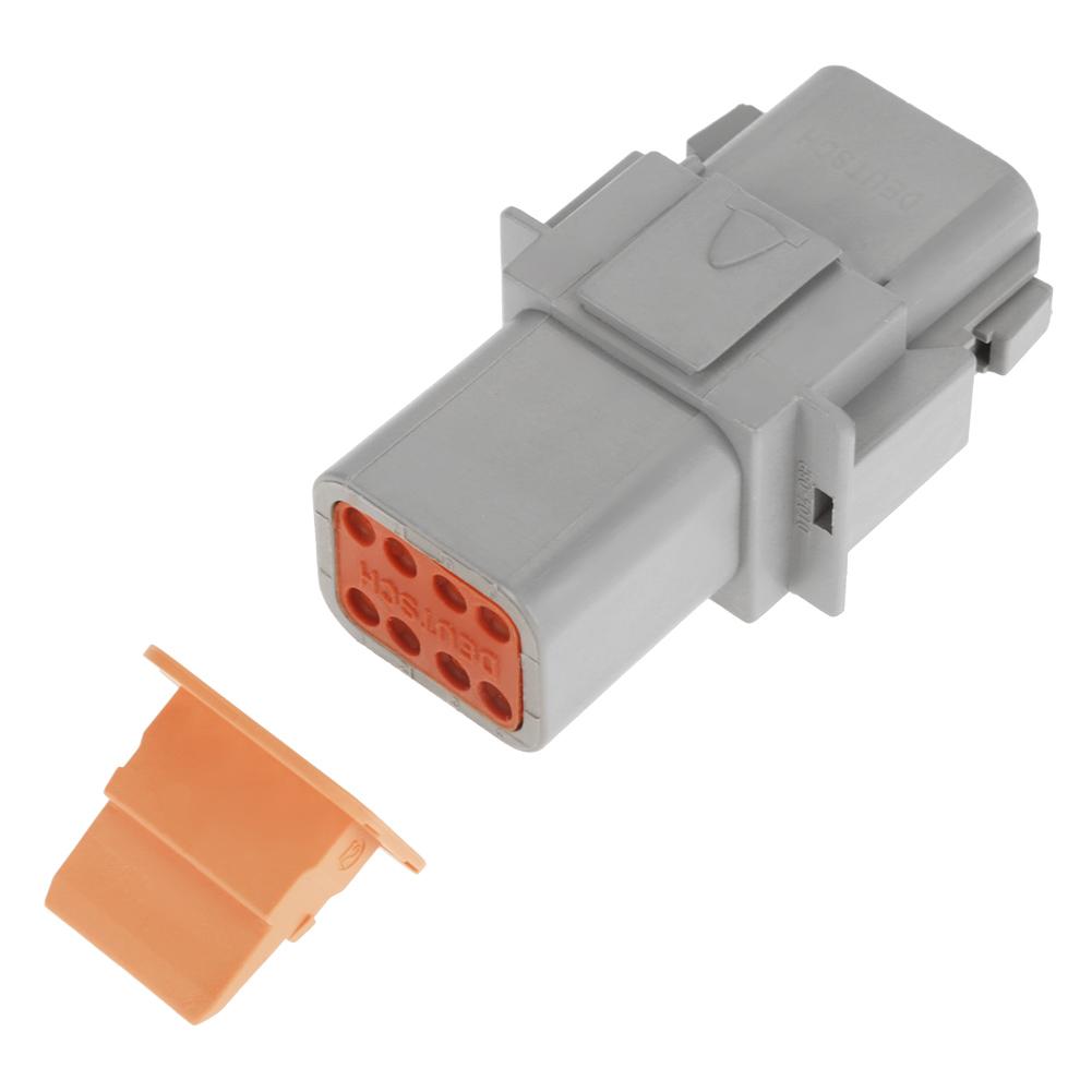 5tlg 8-Pin Auto Verbindungsstück Elektro Draht Terminal Verdrahtung ...