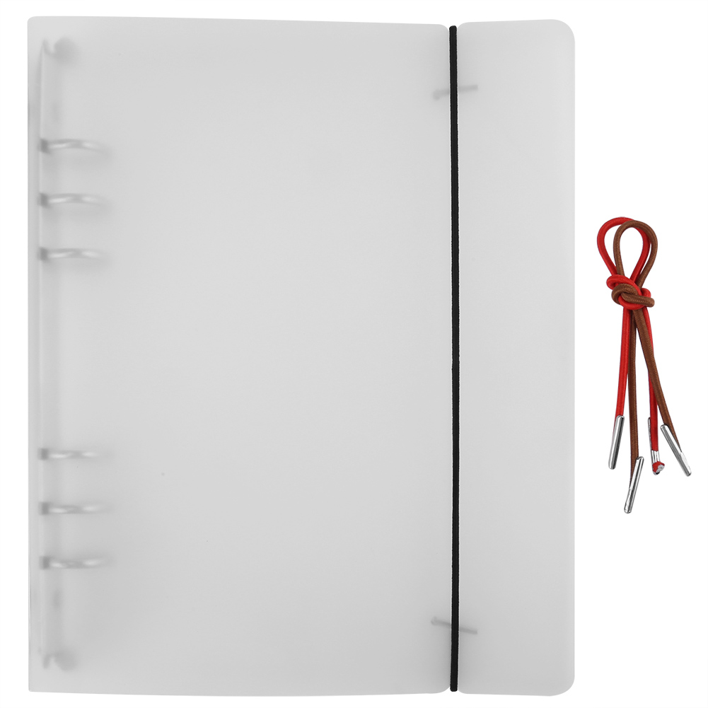 6 Hole Loose Leaf Ring Binder A5 A6