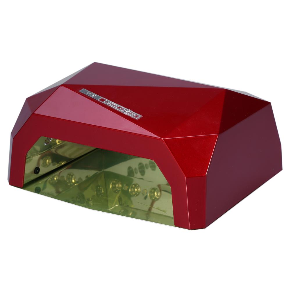 6-Couleurs-36W-Seche-manucure-Sechoir-a-ongles-UV-Lampe-LED-CCFL-Nail-Dryer