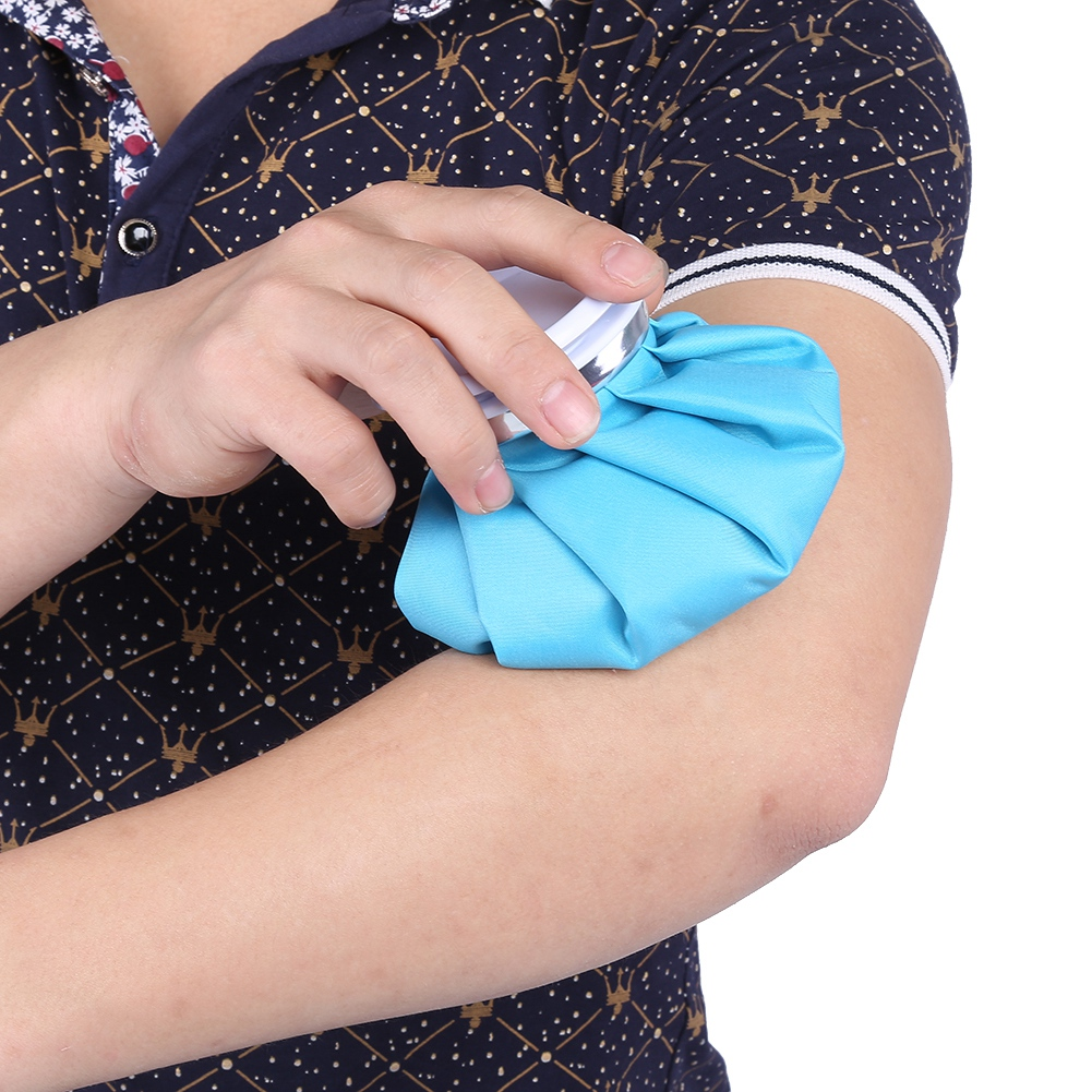 thumbnail 12 - Reusable Cold Compress Ice Bag Sports Injury Cold Therapy Pack Swelling Pain EB