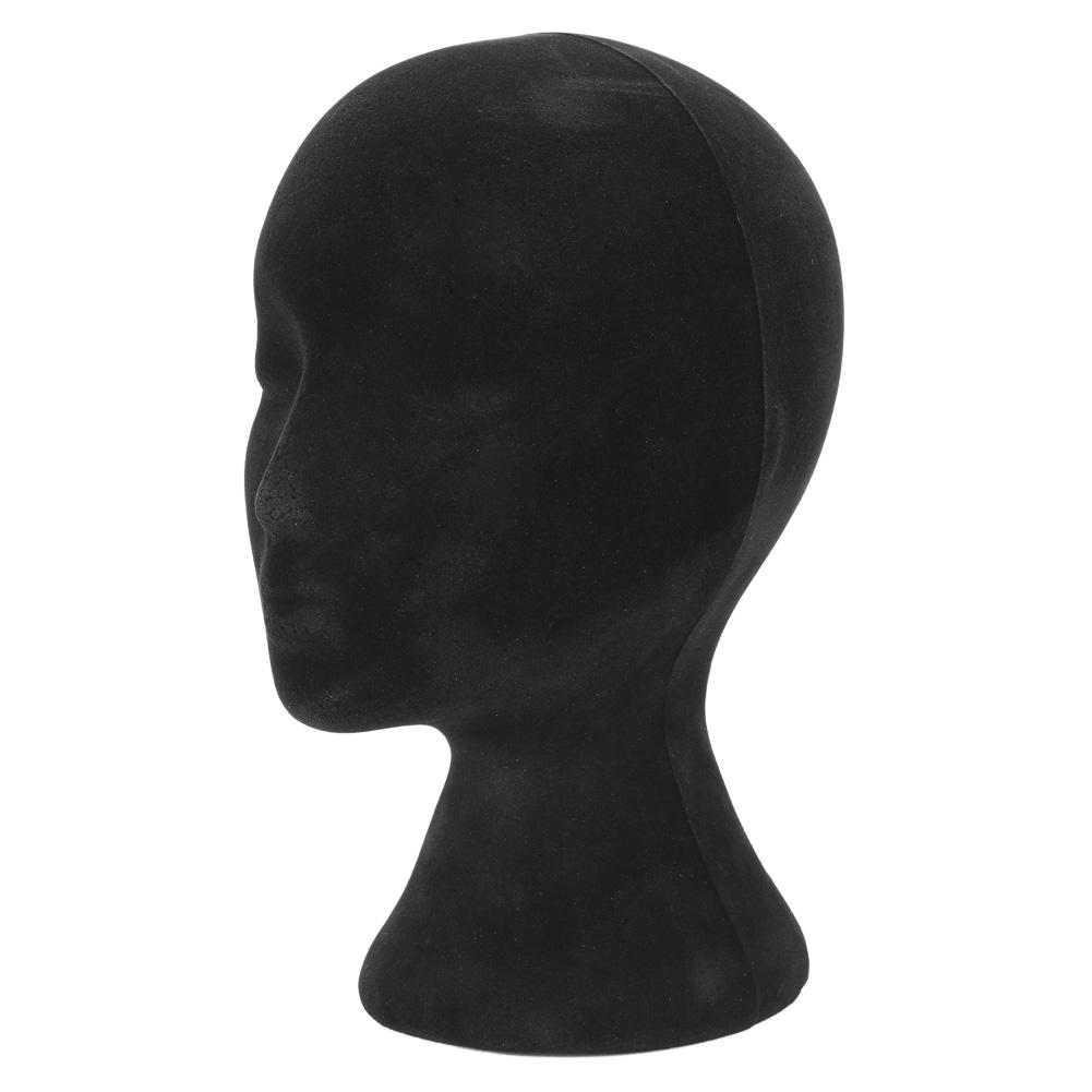 Male-Female-Styrofoam-Mannequin-Foam-Head-Model-Wig-Glasses-Hat-Display-Stand thumbnail 23
