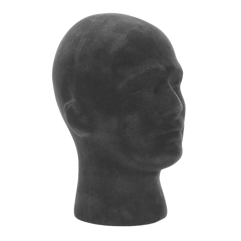 Male-Female-Styrofoam-Mannequin-Foam-Head-Model-Wig-Glasses-Hat-Display-Stand thumbnail 20