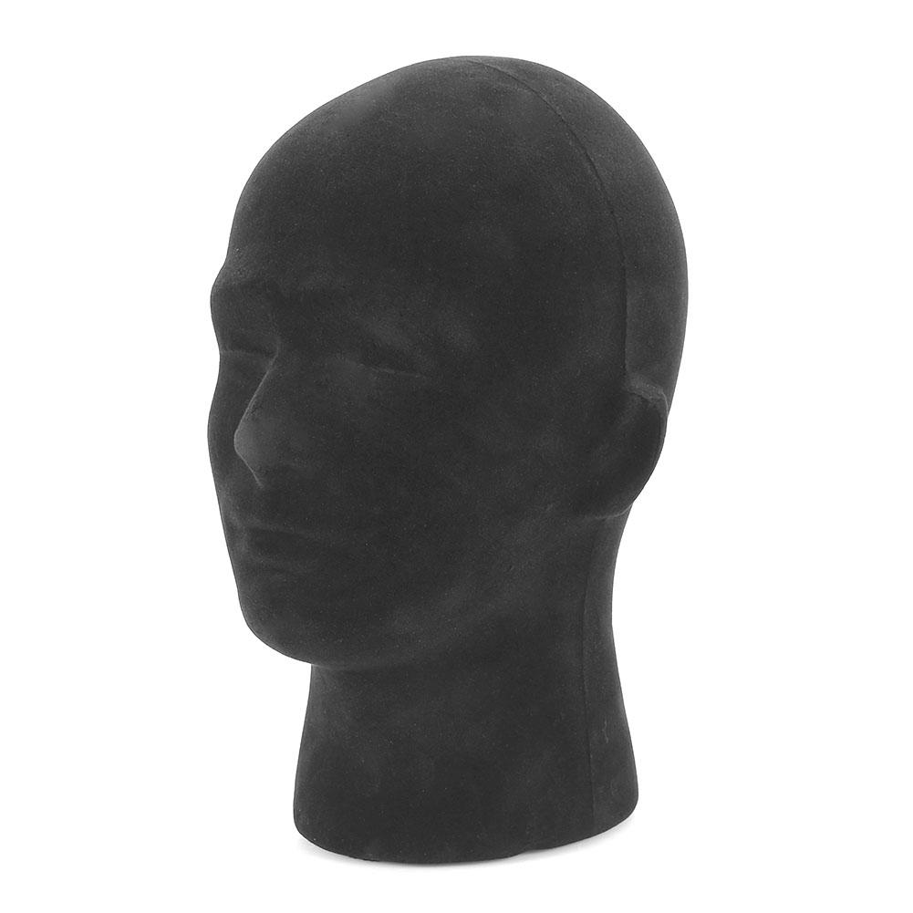 Male-Female-Styrofoam-Mannequin-Foam-Head-Model-Wig-Glasses-Hat-Display-Stand thumbnail 21