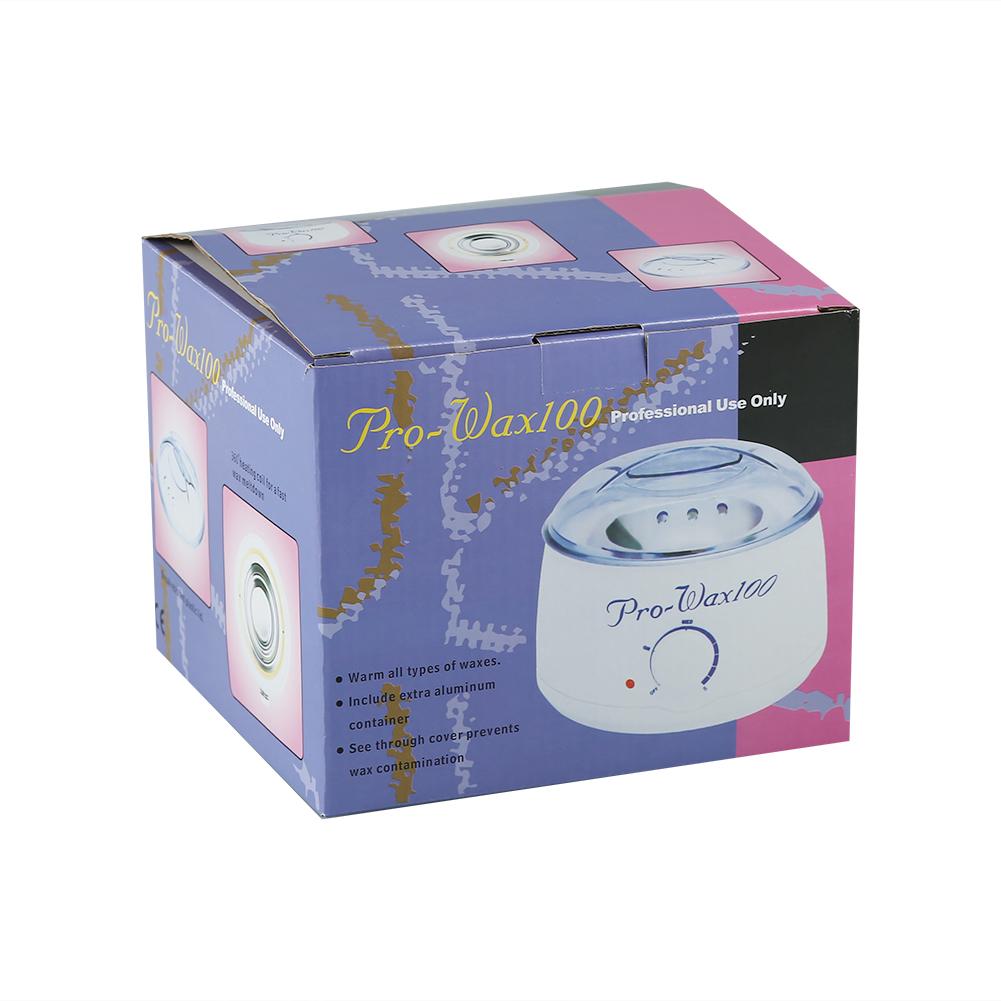 kit pilation chaud machine cire pilatoire haricot