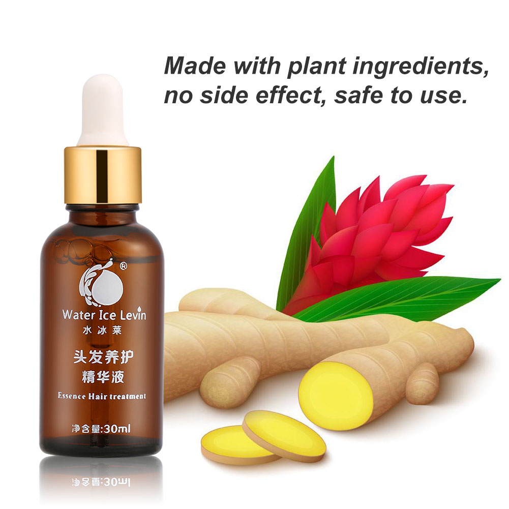 ginger as hair loss treatment essay Health benefits of ginger the various health benefits of this amazing ginger represents both a preventative measure and a treatment for inflammation and its.