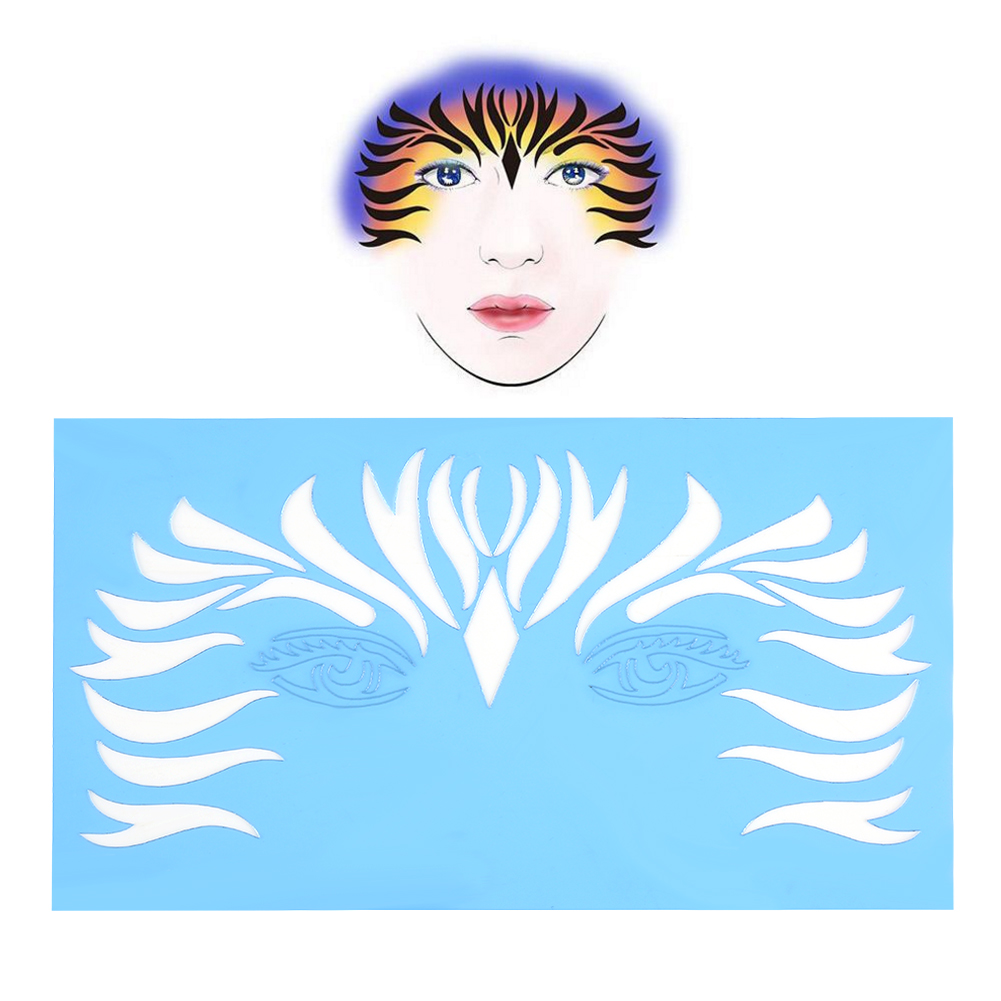 Diy Free Printable Face Painting Stencils