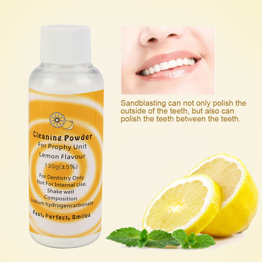 New-Dental-Cleaning-Powder-Prophy-Mate-Air-jet-Polisher-Cleaning-Powder-JS miniature 10