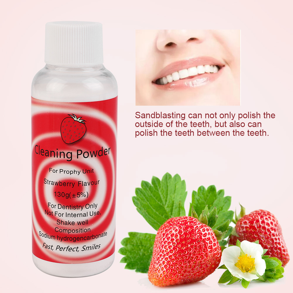 New-Dental-Cleaning-Powder-Prophy-Mate-Air-jet-Polisher-Cleaning-Powder-JS miniature 13