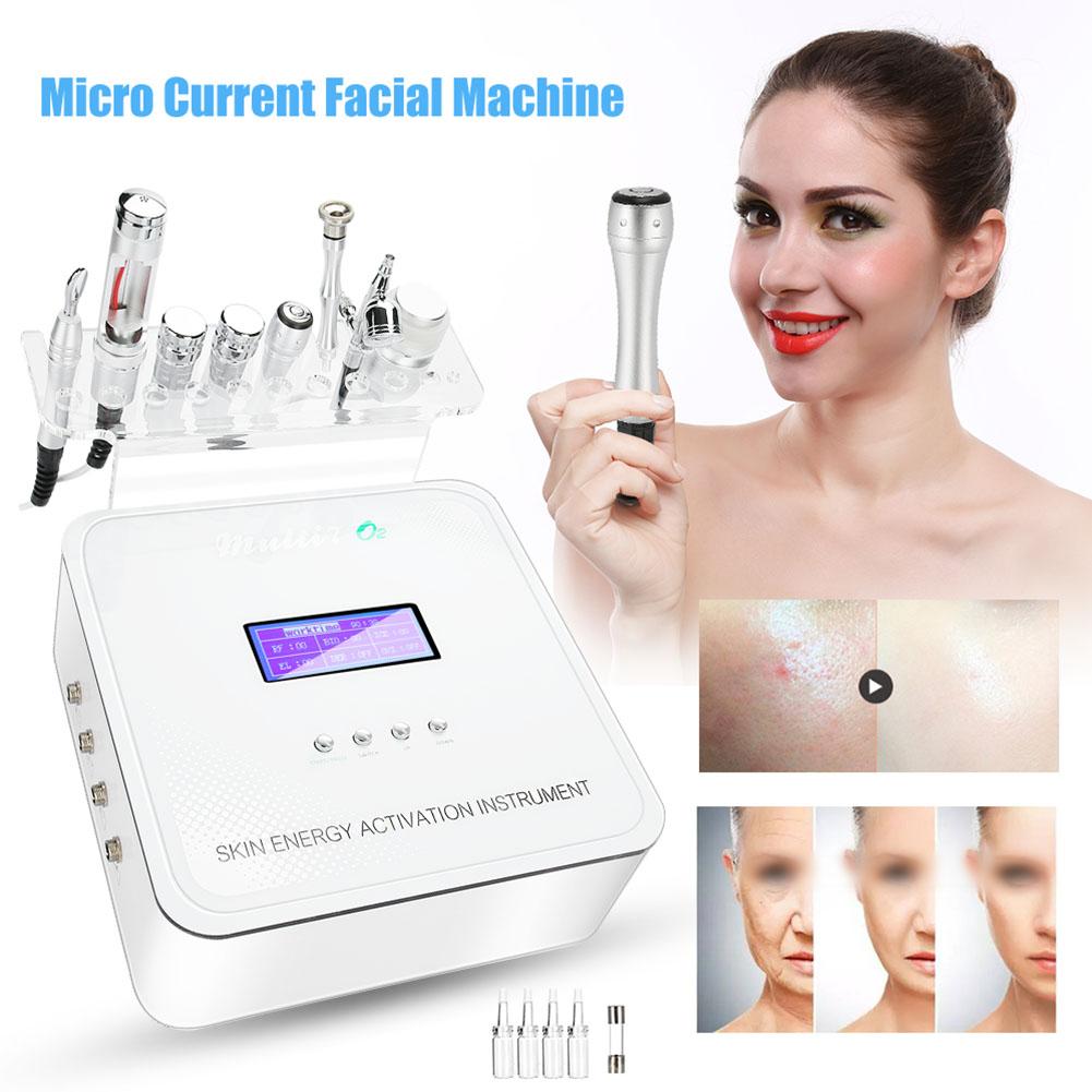 Ultrasonic-RF-Skin-Lifting-Cooling-Skin-Firming-Anti-Aging-Hydro-Oxygen-Machine