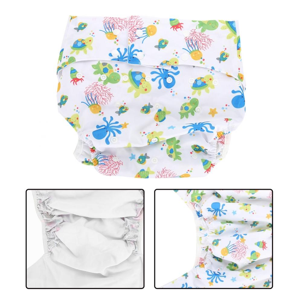 Adult diaper incontinence print something also