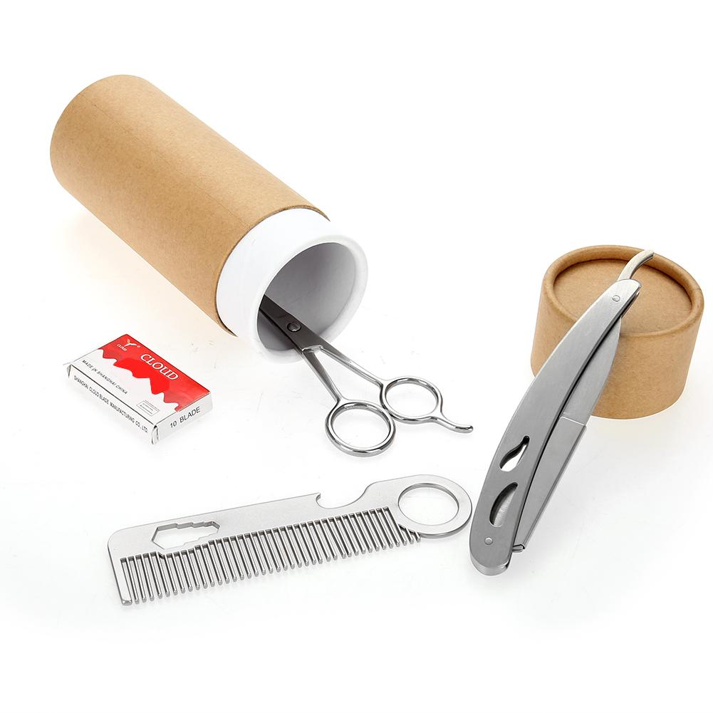 Beard-Grooming-Trimming-Kit-for-Men-Beard-Oil-Beard-Care-Styling-Shaping-Gift thumbnail 33