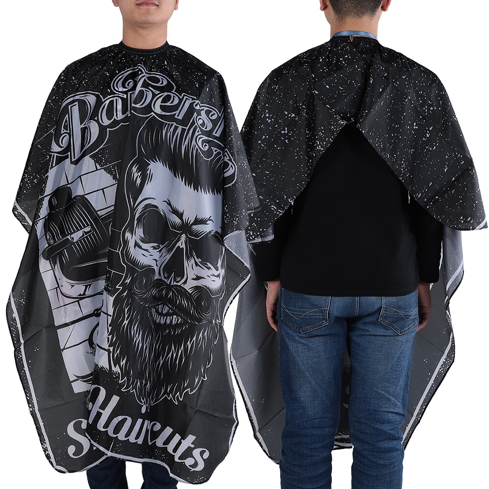 Indexbild 15 - Large Hair Cutting Cape Salon Hairdressing / Hairdresser Gown Barber Cloth Apron