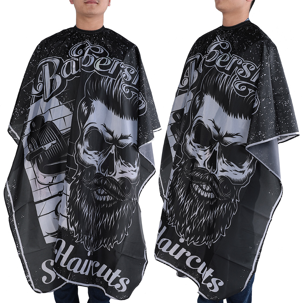 Indexbild 16 - Large Hair Cutting Cape Salon Hairdressing / Hairdresser Gown Barber Cloth Apron