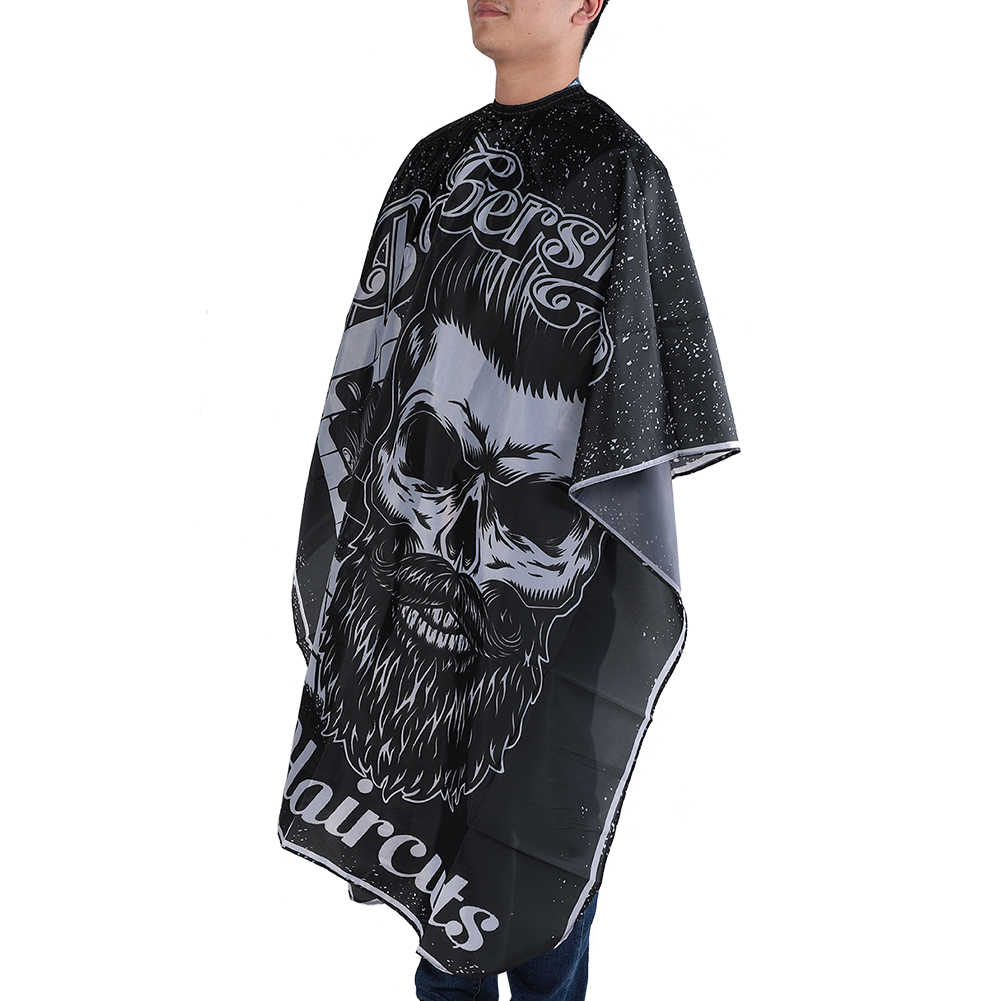 Indexbild 18 - Large Hair Cutting Cape Salon Hairdressing / Hairdresser Gown Barber Cloth Apron