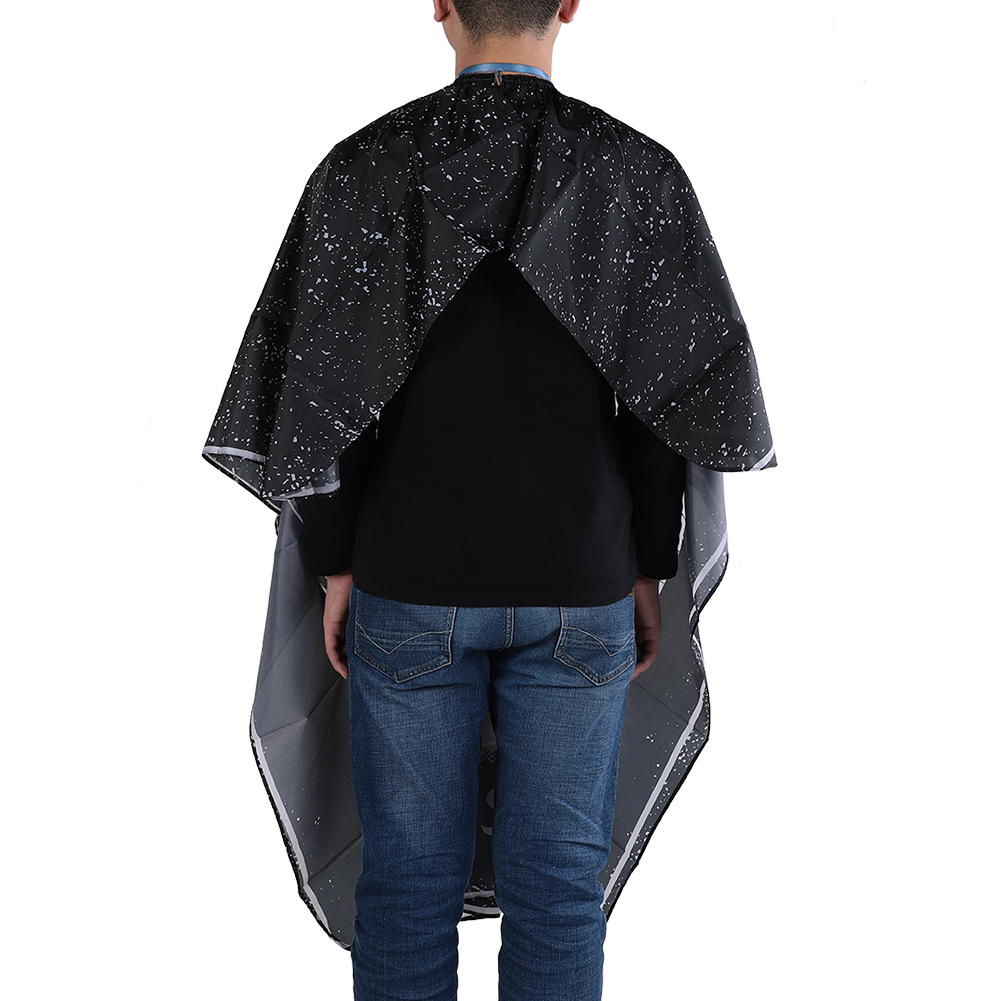Indexbild 19 - Large Hair Cutting Cape Salon Hairdressing / Hairdresser Gown Barber Cloth Apron