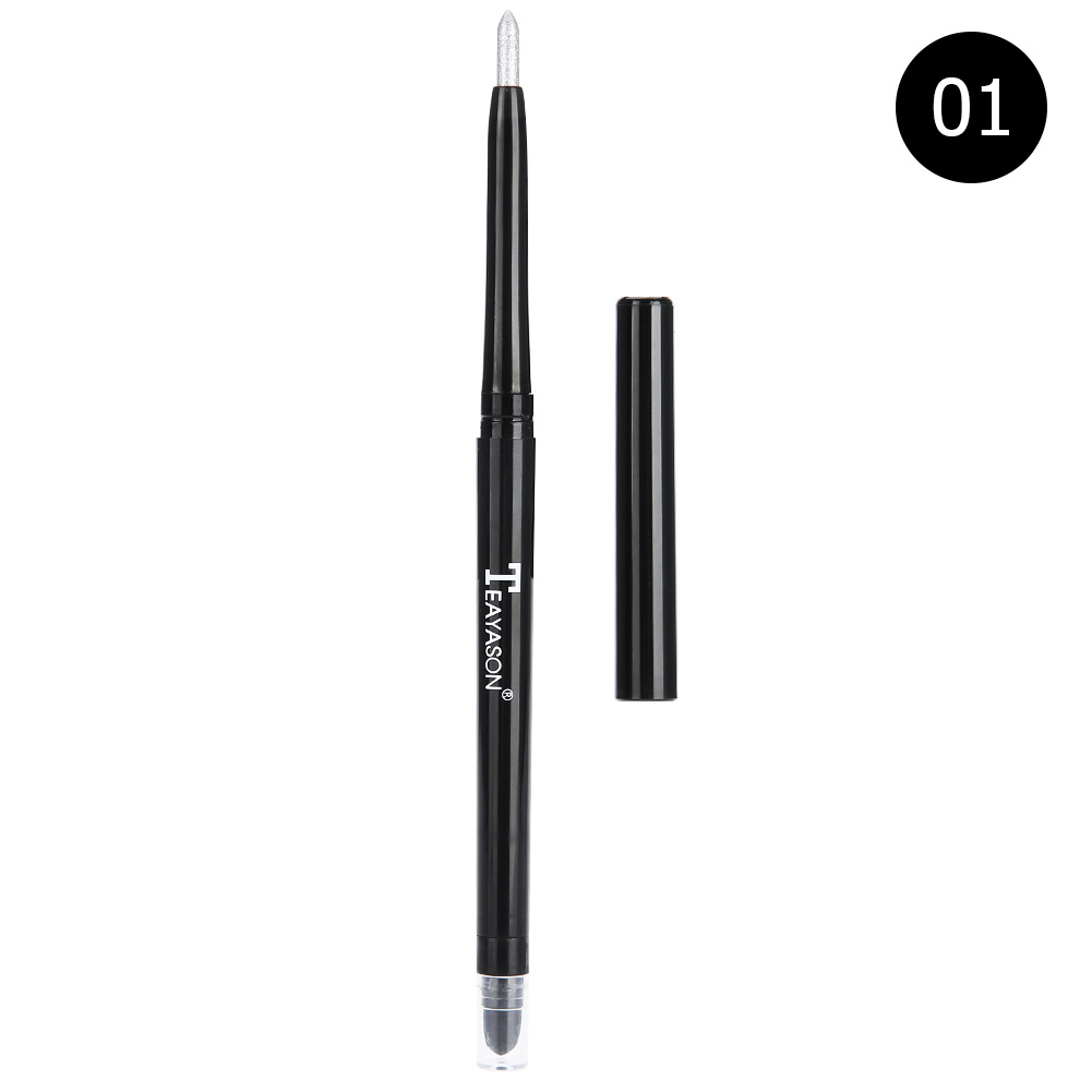 12-colors-Glitter-Lip-liner-Eye-Shadow-Pencil-Cosmetic-Makeup-Pen-Eyeliner-Tool thumbnail 10
